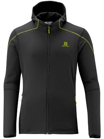 Salomon Discovery Hooded Tech Tee LS