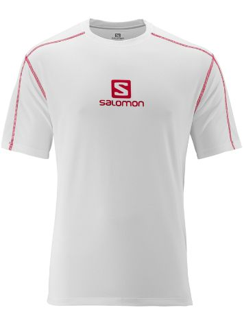 Salomon Stroll Logo Tech Tee