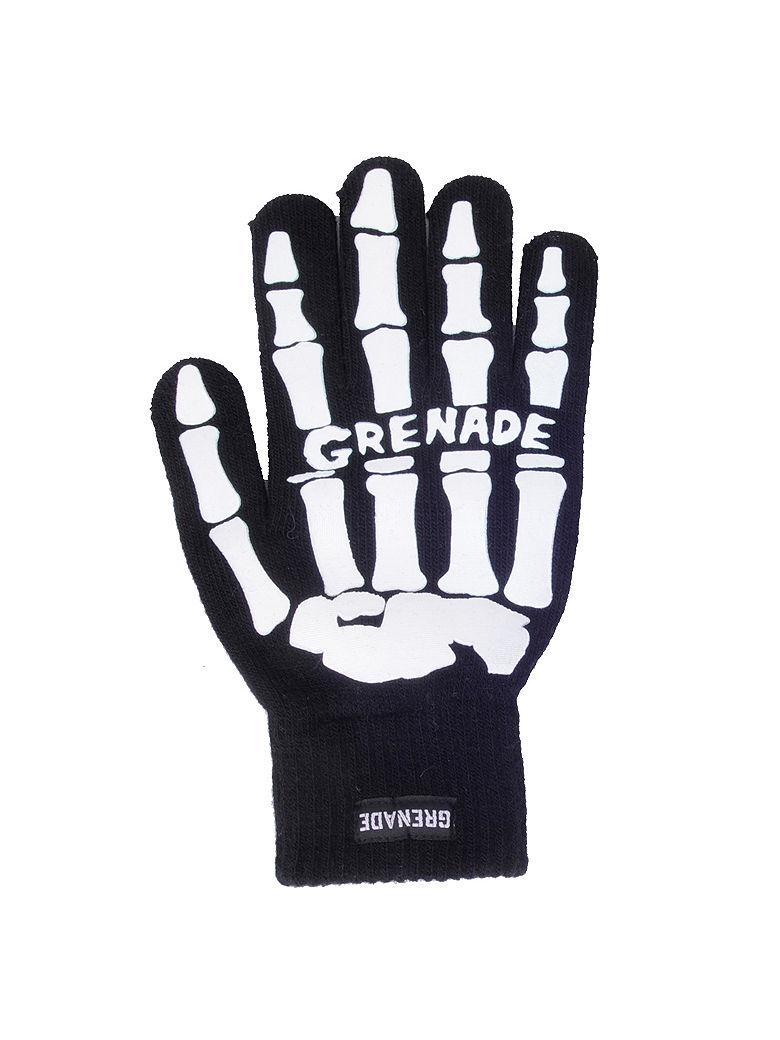 Handschuhe Grenade Skeleton Gloves vergr��ern