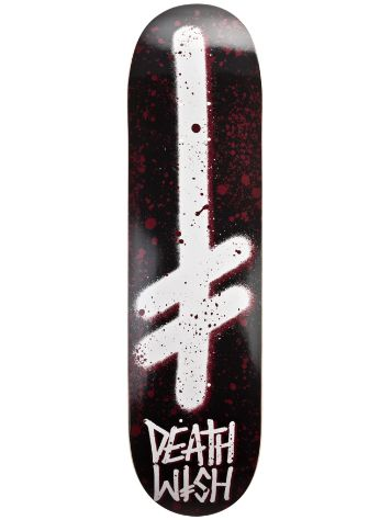 "Deathwish Gang Logo Blood 8.0"" Deck"