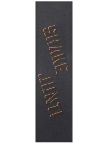 Shake Junt Sprayed Black Orange Griptape