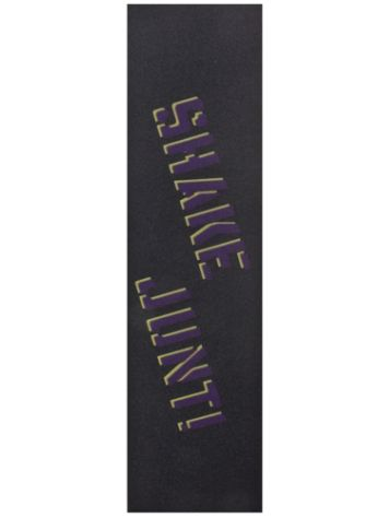 Shake Junt Sprayed Purple Yellow Griptape