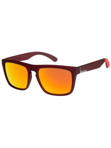 Quiksilver The Ferris Soft Touch Transparent Red