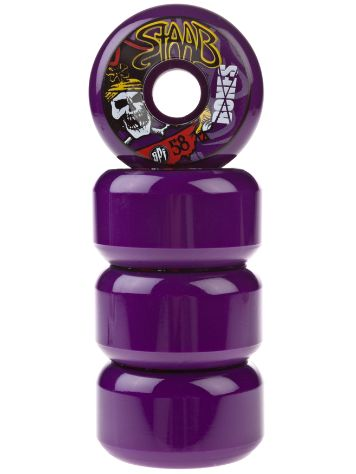 Bones SPF Staab Pirate II 58mm Wheels