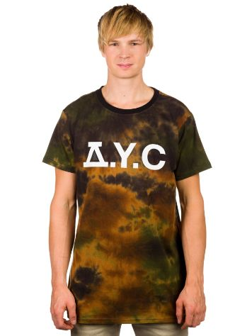 Asphalt Yacht Club Counter T-Shirt