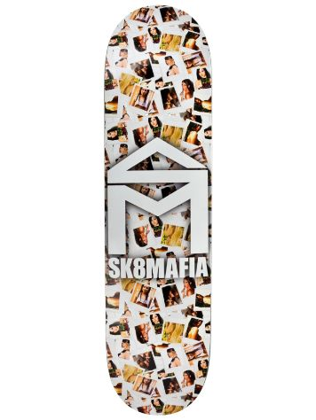 "SK8 Mafia House Logo Girls 7.8"" x 31.75"" Deck"