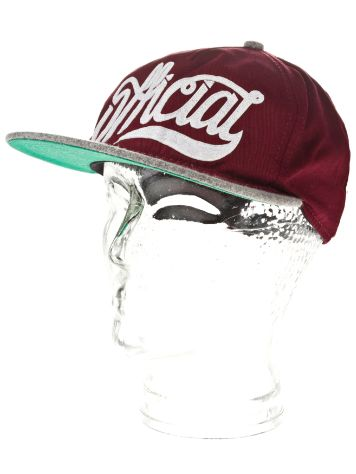 The Official Unstructured Cap