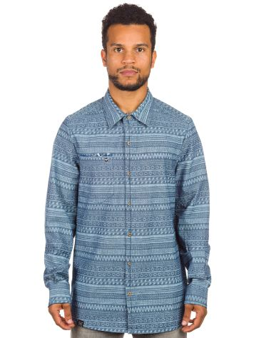 Blue Tomato Inka Shred Shirt LS