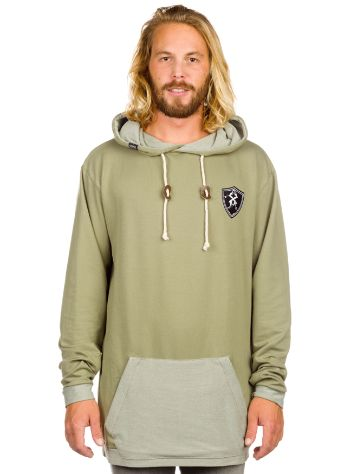Blue Tomato Shred Pocket Hoodie