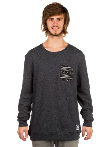 Iriedaily Work Nerd Pocket Crew Sweater