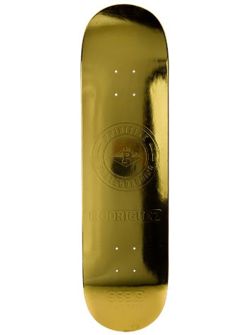 "Primitive Gold Bar 8.1"" Deck"