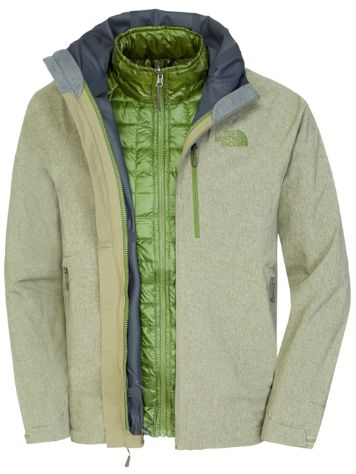 The North Face Thermoball Triclimate Outdoor Jacket