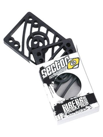 Sector 9 Riser Pad Angled Risers *Single Set