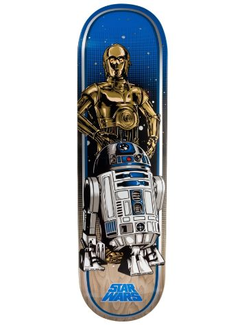 "Santa Cruz Star Wars Droids 8.375"" Deck"