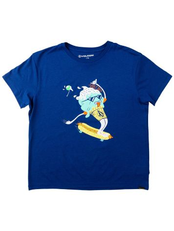 Volcom Iceman Lightweight T-Shirt Boys