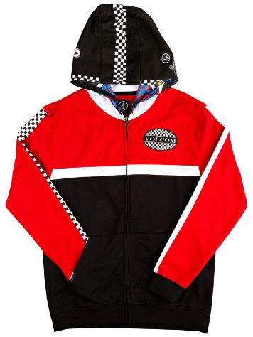 Volcom In The Race Full Zip Hoodie Niños