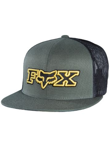 Fox Supplement Snapback Cap
