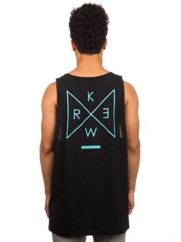 KR3W Triad Tank Top