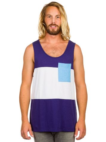 Colour Wear Pouch Tank Top