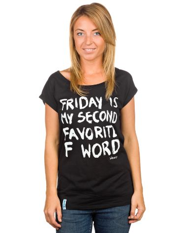 Iriedaily F Word T-Shirt