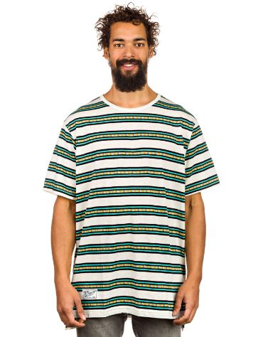 LRG Jango Stripe Knit T-Shirt