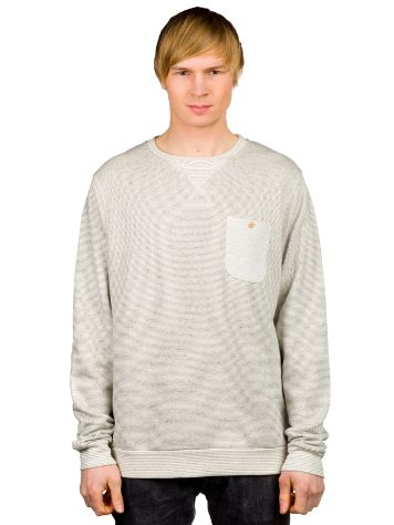 Iriedaily Brickhead Pocket Crew Sweater