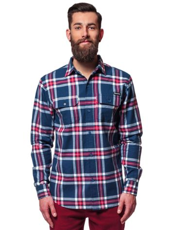 Horsefeathers Shed Shirt LS