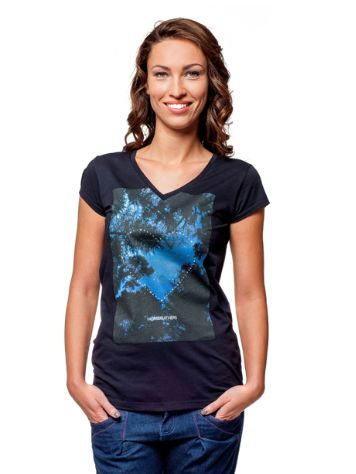 Horsefeathers Heart Of Night T-Shirt