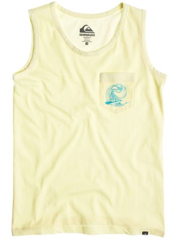 Quiksilver Organic Pocket L5 Tank Top Boys
