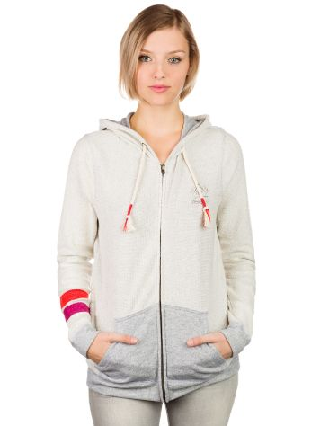 Roxy Sunshine World A Zip Hoodie