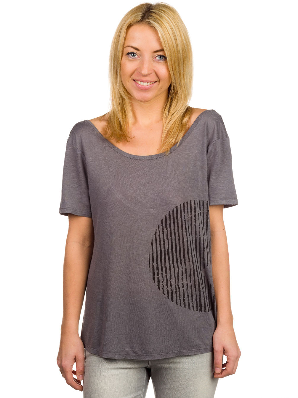 Buy Roxy Scoop Back T Shirt Online At Blue