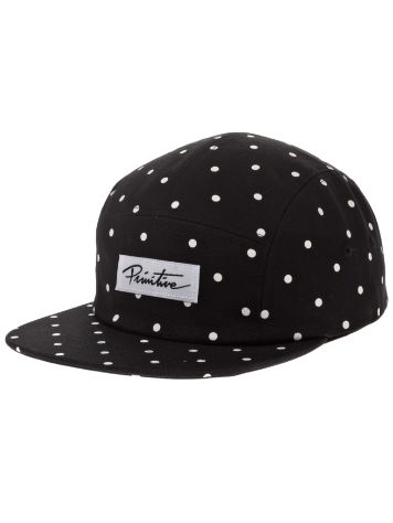 Primitive Dots 5 Panel Cap