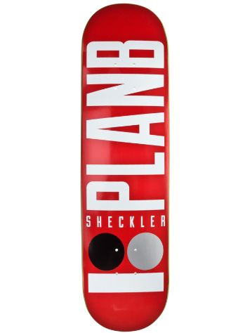 "Plan B Sheckler Basic 7.75"" Deck"
