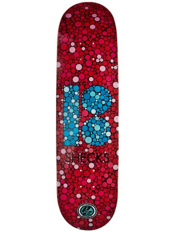 "Plan B P2 Sheckler Eye Test 8.125"" Deck"