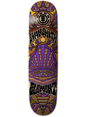 "Element Evan Mind Melt 8.0"" Deck"