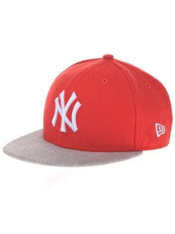 New Era Pop Heather 9Fifty NY Cap Boys