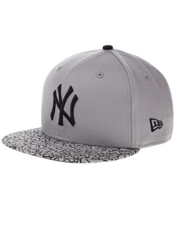 New Era Crackled Bright NY Yankees Cap
