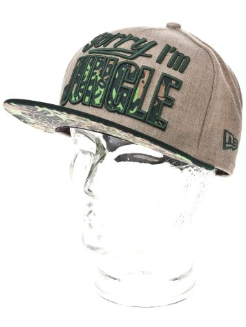 New Era Music Infill Jungle Cap