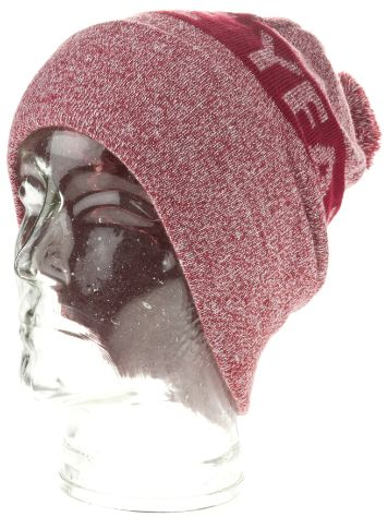 "Yea.Nice Pom Port Heather 12"" Beanie"