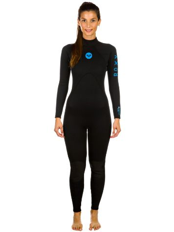 Roxy Enduro 3/2mm Fullsuit Back-Zip Wetsuit