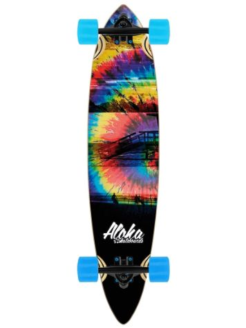 Aloha Skateboards Hippie 9.58
