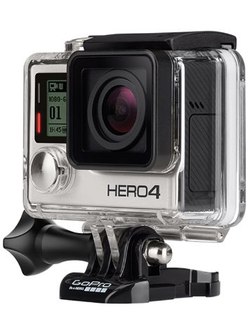 GoPro Cam Hero4 Silver Adventure