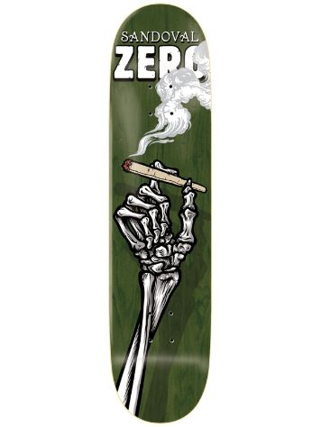 "Zero Sandoval Skeleton Hands 8.375"" Deck"
