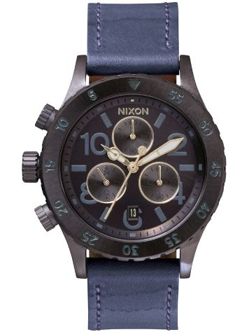 Nixon The 38-20 Chrono Leather