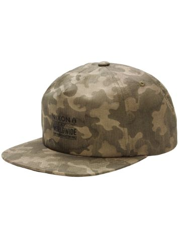 Nixon Hightide Snap Back Cap