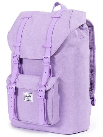 Herschel Little America Mid Volume Rubber Backpack