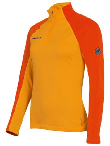 Mammut Illiniza Zip Tech Tee LS