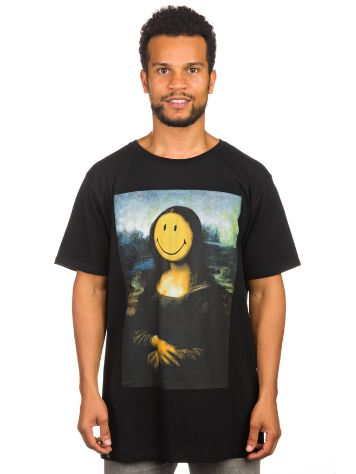 Dedicated Smile Art T-Shirt