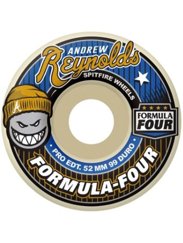 Spitfire Formula Four 99D Reynolds 52mm Wheels
