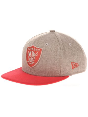 New Era Seasonal Heather Raiders Cap Boys